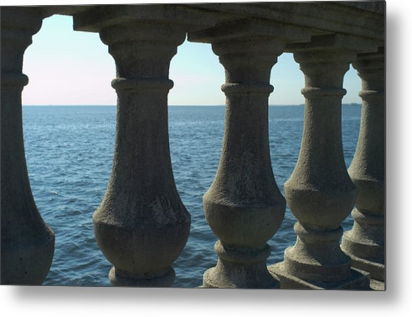 Balustrade Metal Print by Tbd