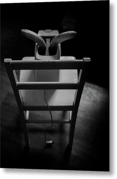 Whaaat / The Chair Project Metal Print
