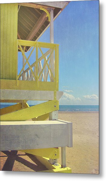 Beach Day Metal Print by JAMART Photography