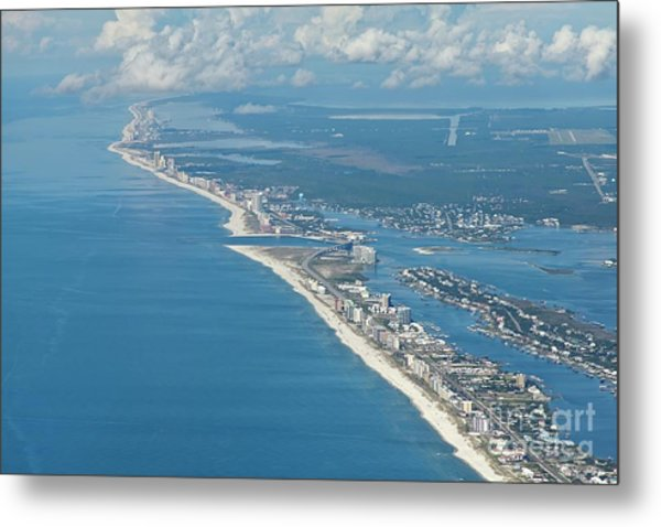 Beachmiles-5137-tm Metal Print
