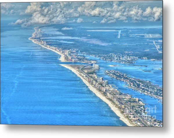 Beachmiles-5137-tonemapped Metal Print
