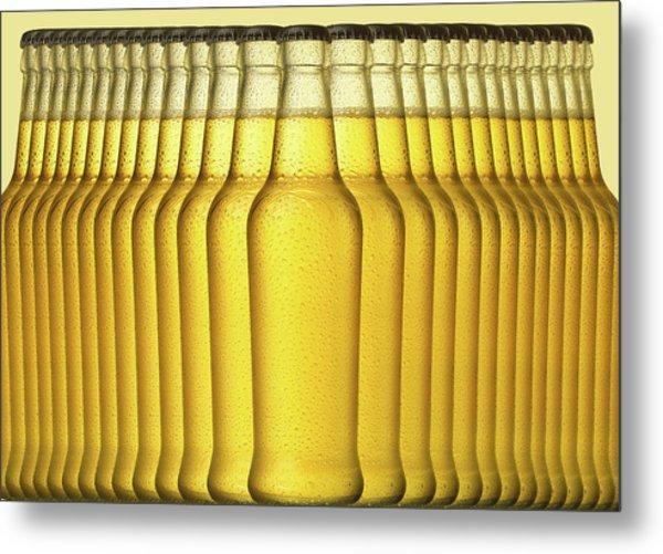 Beer Metal Print by Jeremy Hudson
