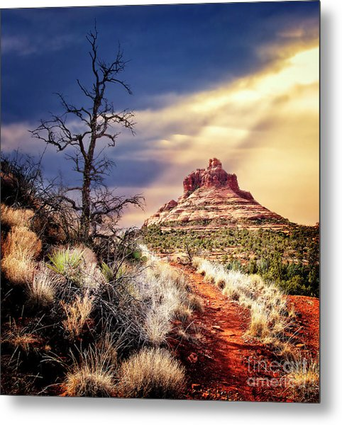 Bell Rock Metal Print by Scott Kemper