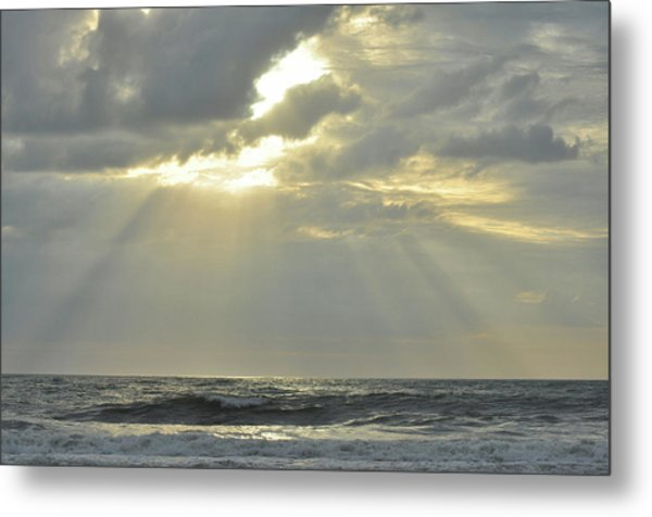 Best Part Of The Day Metal Print by JAMART Photography