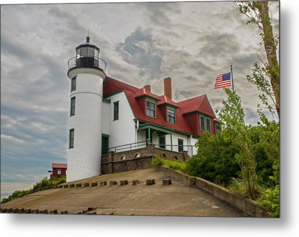 Bestie Point Lighthouse  Metal Print