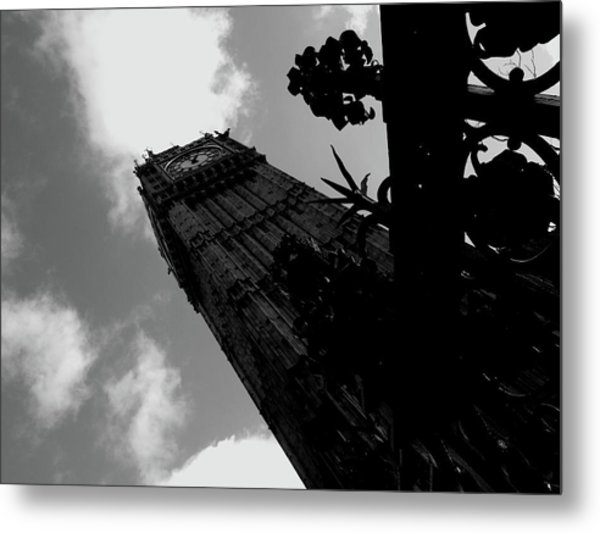 Metal Print featuring the photograph Big Ben by Edward Lee