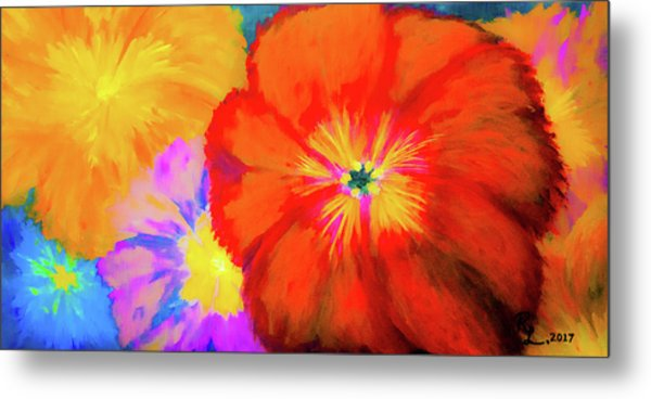 Bloom 2 Metal Print