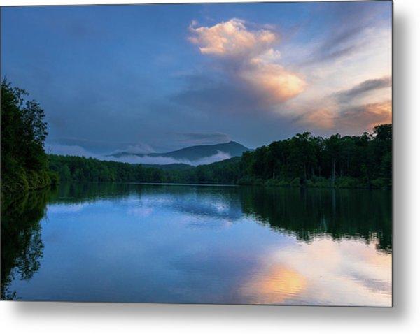 Blue Ridge Parkway - Price Lake - North Carolina Metal Print