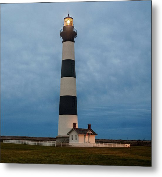 Bodie Island Lighthouse  Metal Print