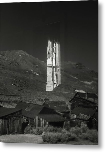 Bodie Reflections Metal Print