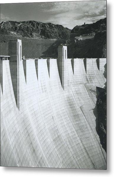 Boulder Dam Power Unit, 1941 Metal Print by Archive Photos