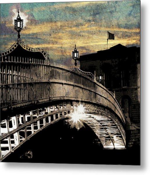 Bridge IIi Metal Print
