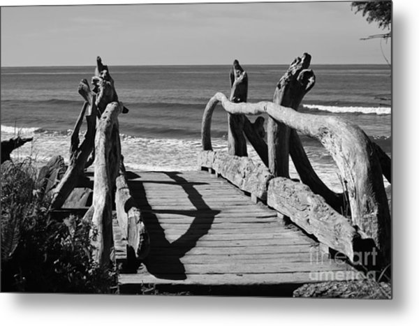 Bridge To Heaven Metal Print