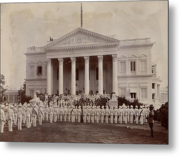 British Empire Metal Print by Hulton Archive