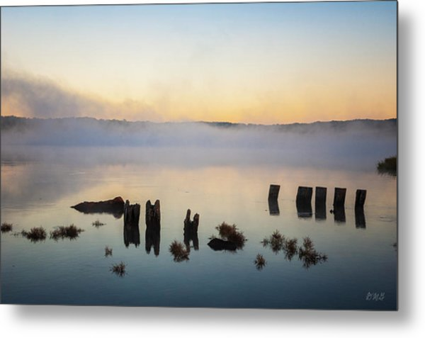 Metal Print featuring the photograph Broad Cove Iv Color by David Gordon