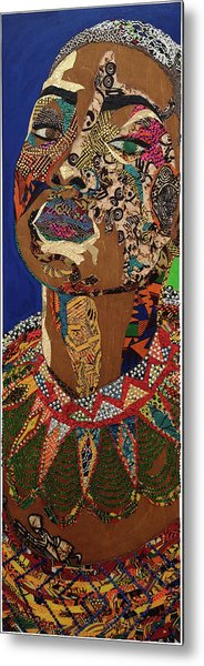 Ibukun Ami Blessed Mark Metal Print