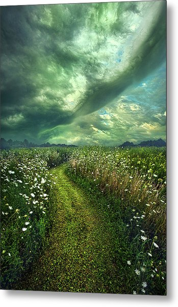 Metal Print featuring the photograph By The By by Phil Koch