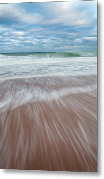 Cape Cod Seashore 2 Metal Print