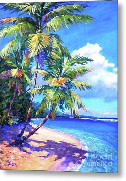 Caribbean Paradise Metal Print