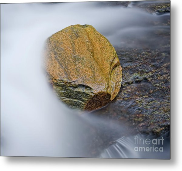 Metal Print featuring the photograph Cascade 6 by Patrick M Lynch