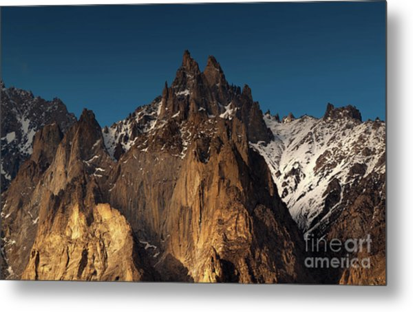 Cathedral Of Passu Metal Print