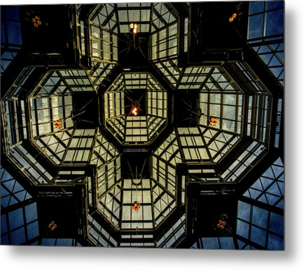 Cealing Of The National Gallery Of Canada Metal Print