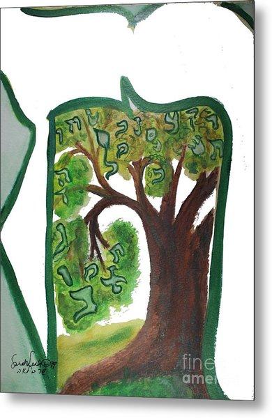 Chet, Tree Of Life  Ab21 Metal Print