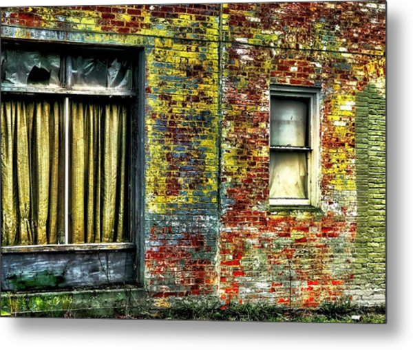 Choose Your Color Metal Print