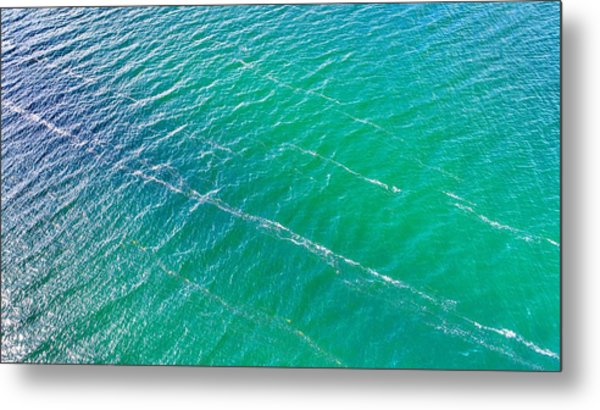 Clear Water Imagery  Metal Print