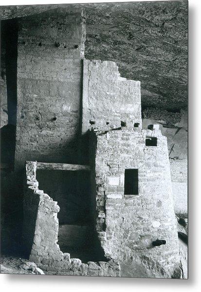 Cliff Palace, Mesa Verde National Park Metal Print