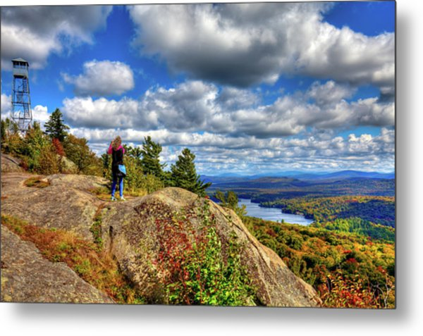 Metal Print featuring the photograph Close To Heaven On Earth by David Patterson