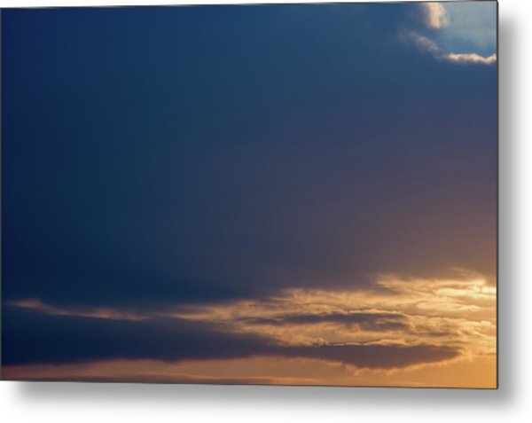 Metal Print featuring the photograph Cloud-scape 3 by Stewart Marsden