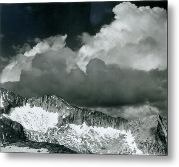 Clouds - White Pass Metal Print by Archive Photos