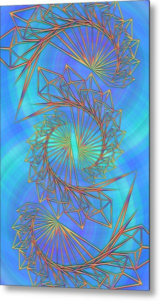 Collector Metal Print