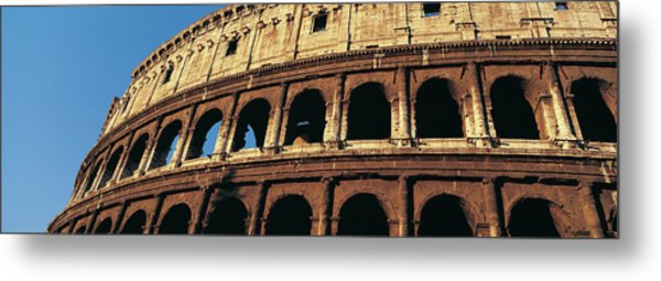 Colosseum, Rome, Italy Metal Print by Jeremy Woodhouse