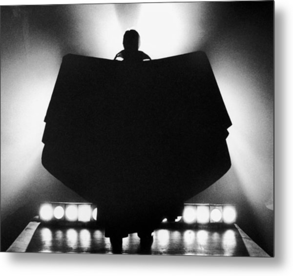 Count Dracula Metal Print by Archive Photos