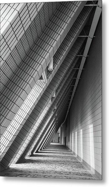 Cultural Centre Hong Kong Metal Print