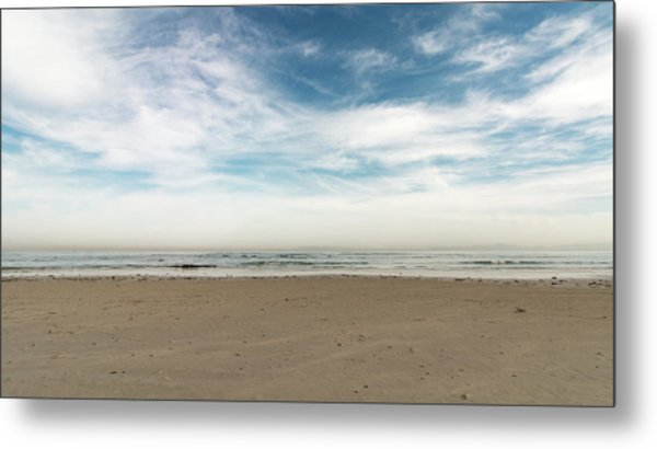 D1371 - Seascape Metal Print