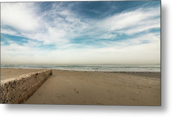 D1373 - Seascape Metal Print