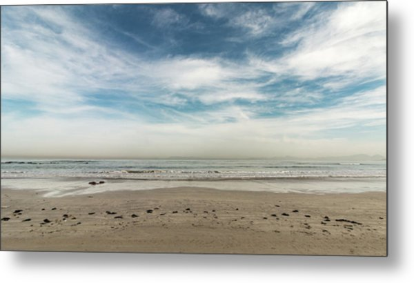 D1375 - Seascape Metal Print