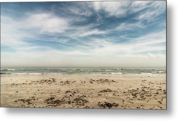D1380 - Seascape Metal Print