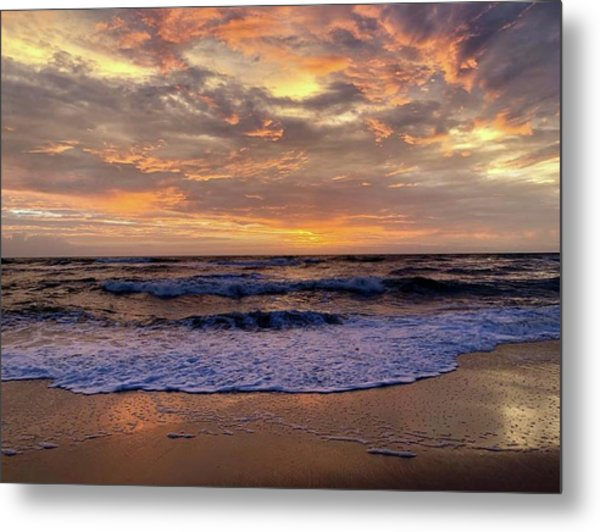 Day After Storm 9/16/18 Metal Print