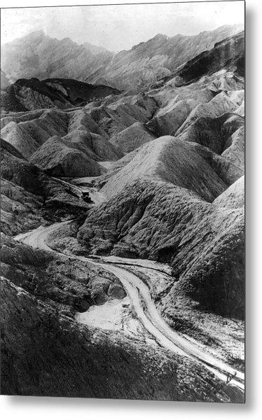 Death Valley Metal Print by Keystone