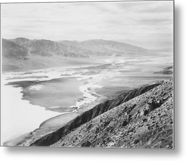 Death Valley National Monument Metal Print