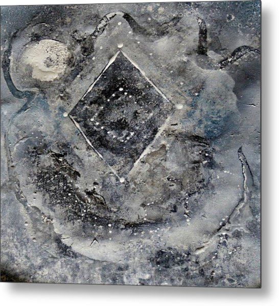 Diamond Apparition  Metal Print