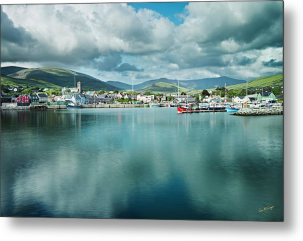 Metal Print featuring the photograph Dingle Delight by Dan McGeorge