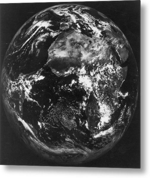Earth Metal Print by Keystone