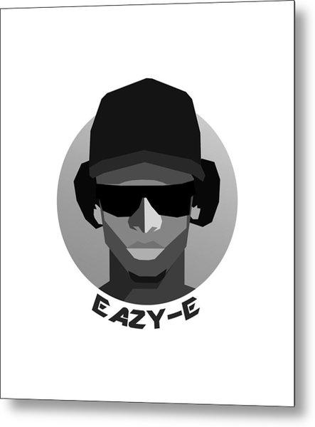 Eazy-e Metal Print