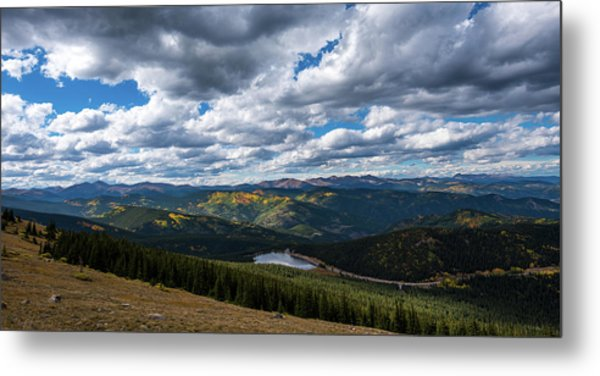 Echo Lake Metal Print