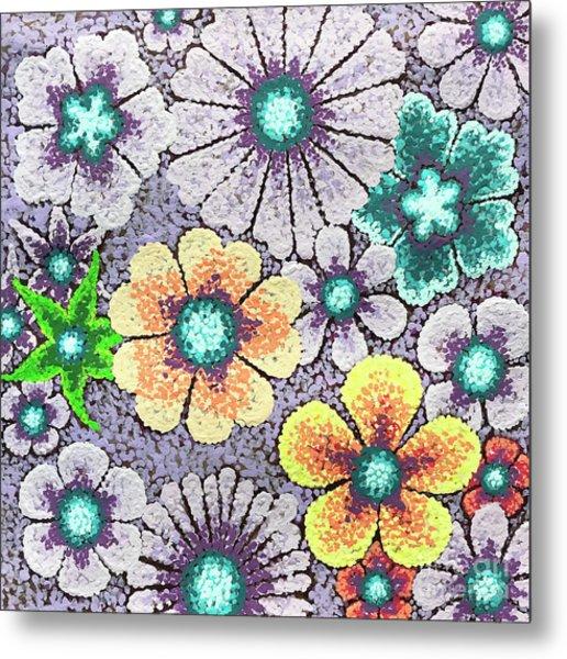Efflorescent 11 Metal Print